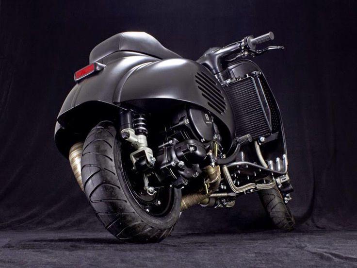 Vespa Racing beauty