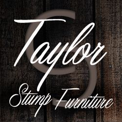 Font-Masterics and their personal ranch brand represented in the background. http://taylorstumpfurniture.com/