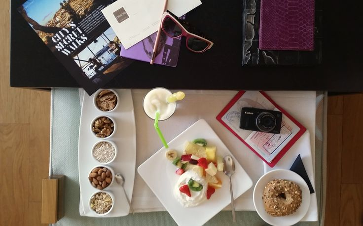 Morning essentials! A full healthy breakfast and tips for wandering in the city!		  #thessaloniki #breakfast #daioshotel