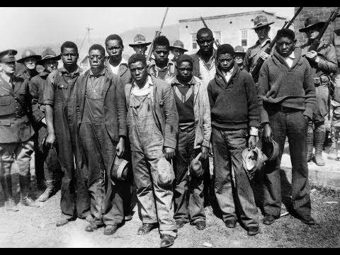 An American Tragedy: The Scottsboro Boys' Trial - YouTube