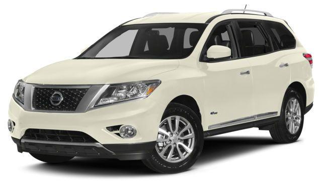 2014 Nissan Pathfinder Hybrid Lease