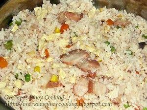 Fried Rice, Yang Chow
