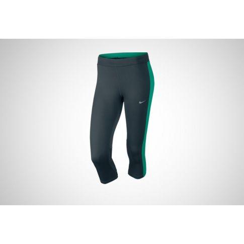 Nike DF Essential Capris - best4run #Nike #DriFit #Running #Capri