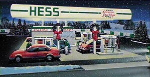 Hess Trucks Collection Hess Truck Signs