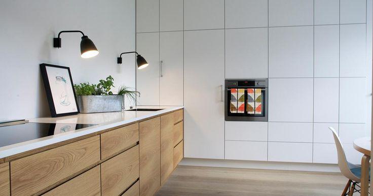 Hamran er en kjøkkenprodusent som leverer skreddersydde kjøkken innredninger av høy kvalitet - Hamran kvalitet som bare må oppleves!