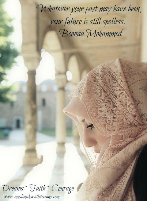 Muslimah Muslima Isalm Sister Muslim Woman Dreams Goals Faith Courage Personality Hijab Niqab