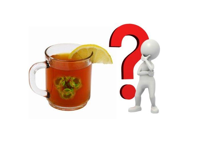 Czy herbata z cytryną może prowadzić do Alzheimera?