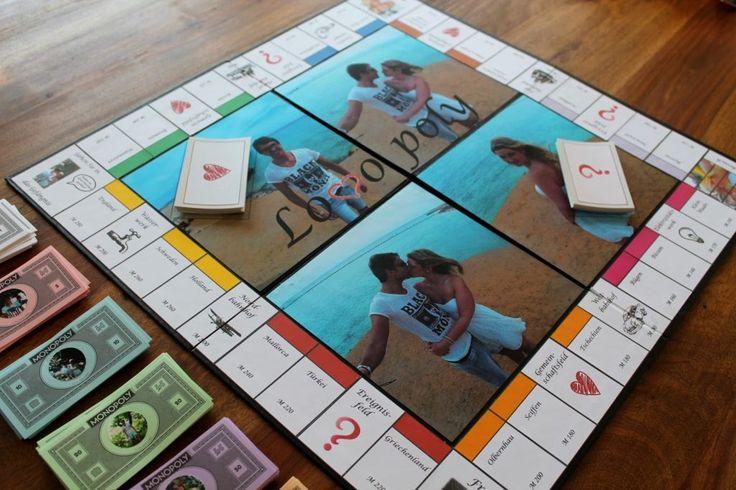 DIY Monopoly (Lovopoly) einfach selber machen in 2020