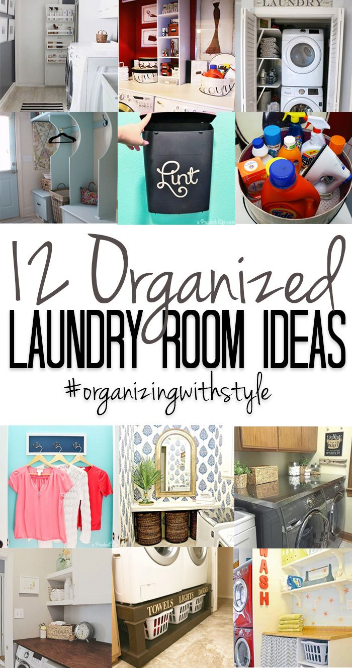 Laundry room ideas drying racks cute laundry rooms utilitarian spaces - Laundry Room Organization Ideas For Spaces Large And Small