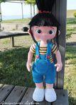 Мобильный LiveInternet Как связать крючком ручки с пальчиками для куклы | Марриэтта - Вдохновлялочка  Марриэтты |