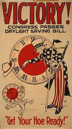 The modern idea of daylight saving was first proposed in 1895 by George Vernon Hudson and it was first implemented during the First World War.1914-1918