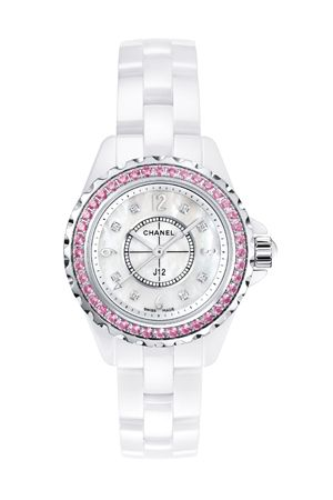 Chanel's watch