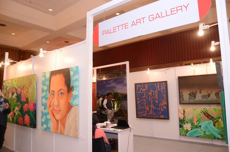 PaletteArtGallery with a modern tone, attempted to give voice to the emerging talent,always innovative and always striving in its journey. The brainchild of gallery directors, #RohitGandhi and #RahulKhanna reached many milestones and many goals. #housefullexhibition #highendshow #ramolabachchan