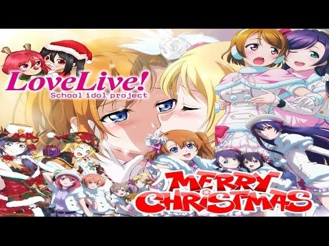 Love Live-Merry Chrismas-Good for you