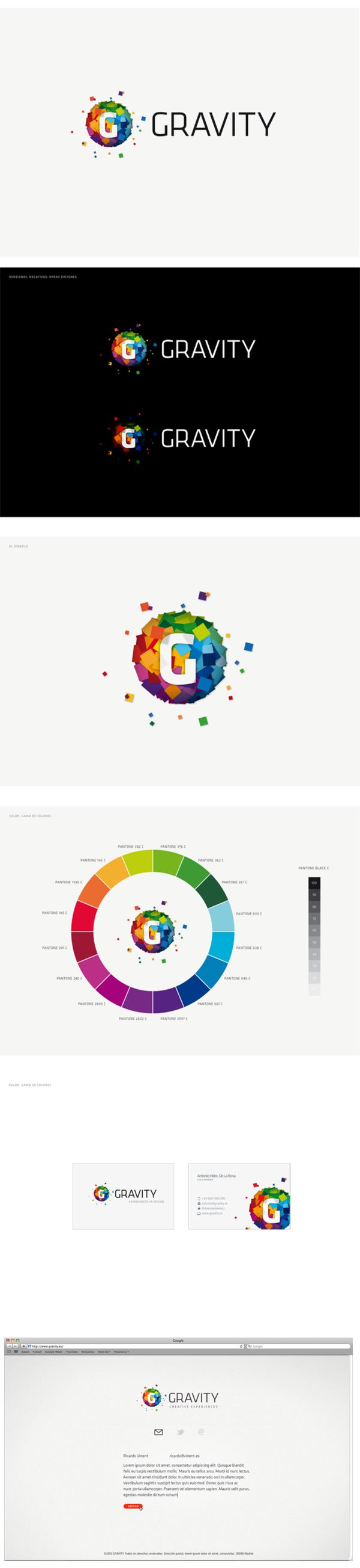 Logo • Gravity