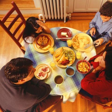 El desayuno es el alimento más importante del día, pues aporta la energía para toda la jornada.