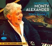 The Good Life: Monte Alexander Plays the Songs of Tony Bennett [CD], 13465179