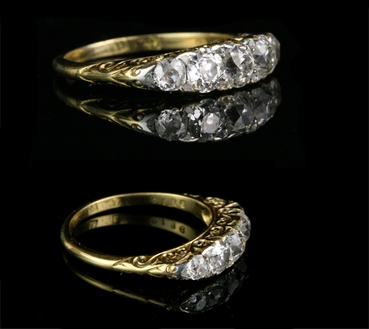 Carat Gold   Carat Diamond Ring