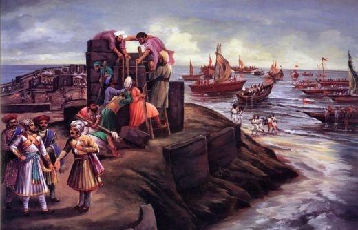 Shivaji Maharaj Navy