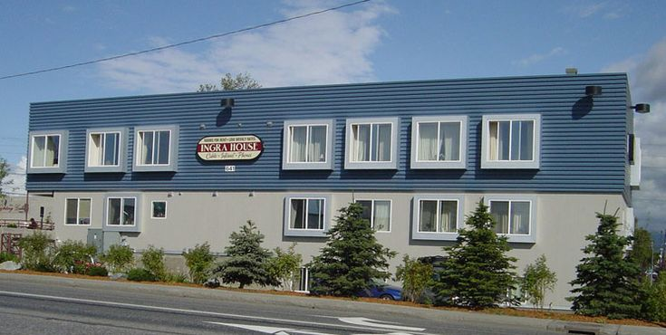 Cal Worthington Ford Anchorage >> Hostel in Anchorage 641 Ingra St Anchorage‎ Alaska‎ 99501 ...
