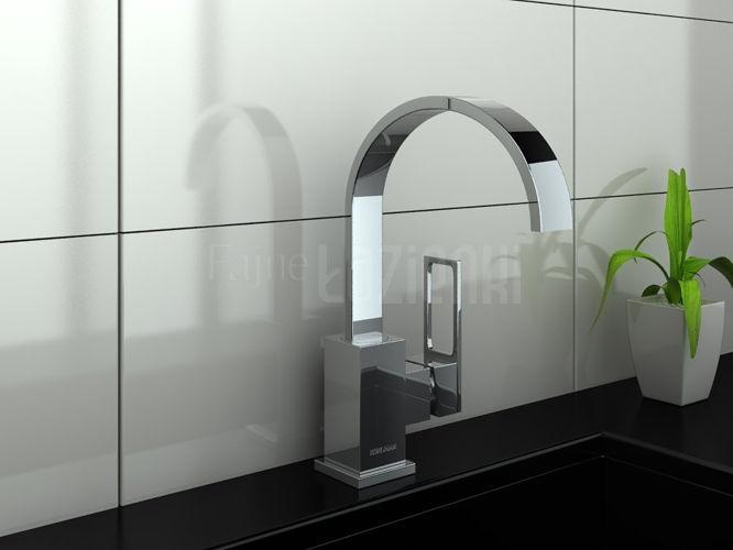 Bateria umywalkowa KOHLMAN NEXEN #bathroom #tap #bateria #kran #lazienka #faucet