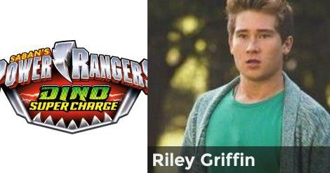 Riley Griffin | What Power Rangers Dino Charge Ranger are you?