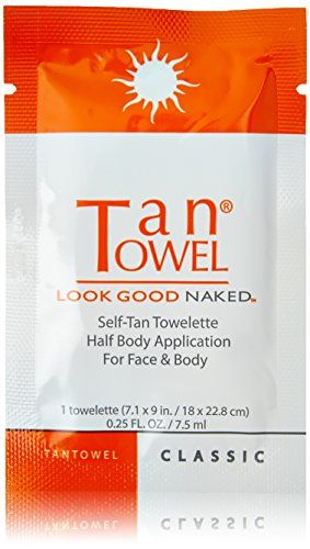 Tan Towel Half Body Towels, Classic, 10 Count