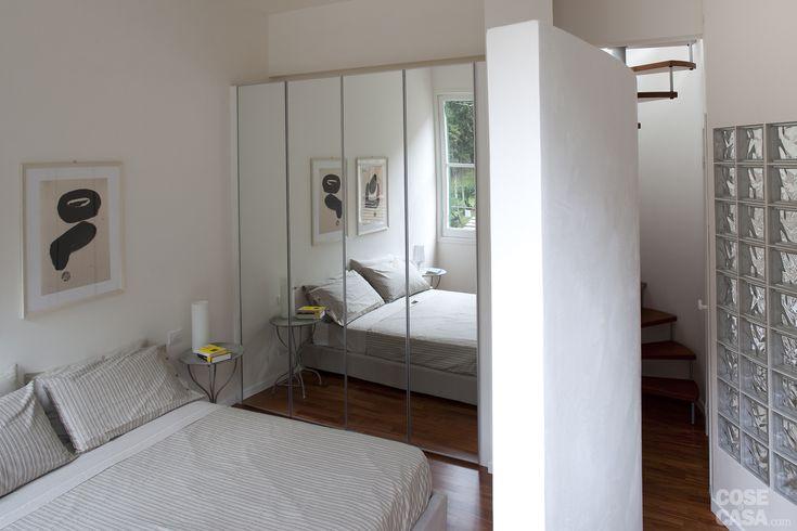 Piccole Camere Da Letto su Pinterest  Organizzazione camera da letto ...