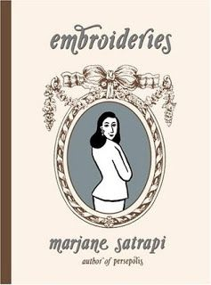 Captivated Reader: Embroideries by Marjane Satrapi