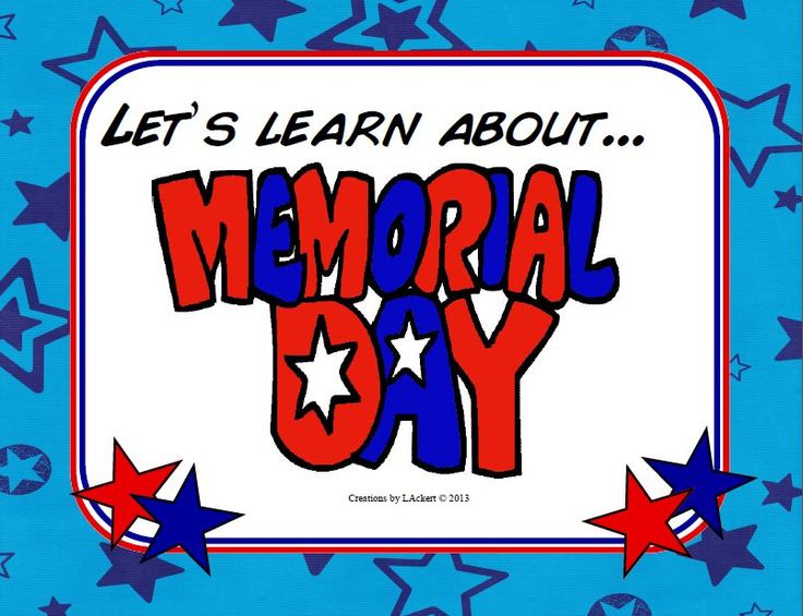 memorial day 2014 cartoon pictures