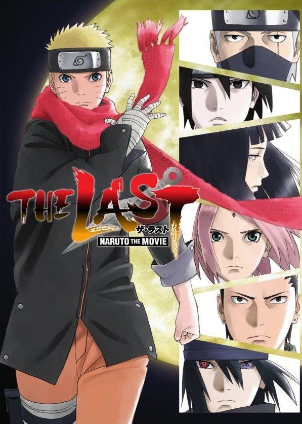 Naruto Shippuden Filme 7 The Last Dublado Naruto Shippuden