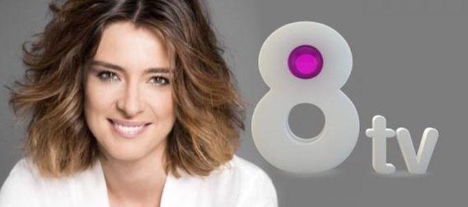 Sandra Barneda presenta 'Trencadís' en 8tv