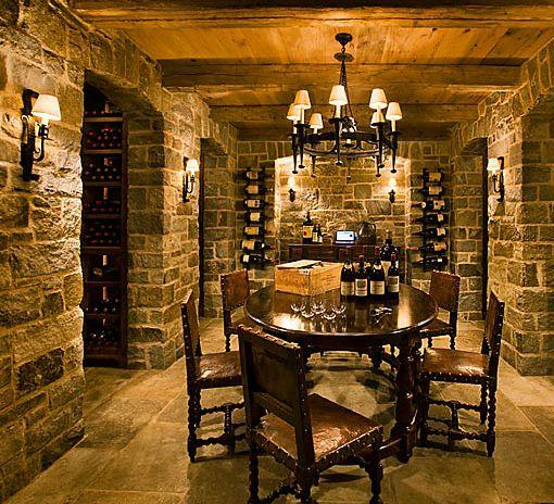 Czemu posłużyła Wam piwnica w #domu? Jako magazyn, #spiżarnia czy może jako miejsce spotkań?
