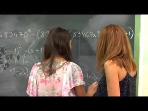 Bianca Radu, alumna talaverana en la final de las Olimpiadas Matemáticas...