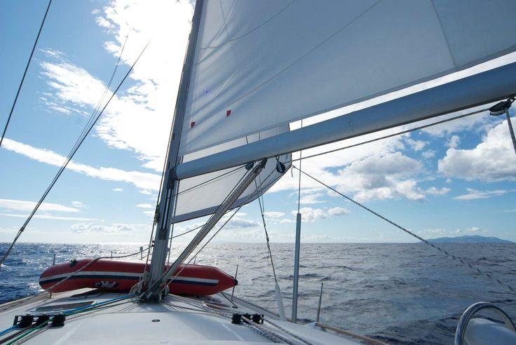 Sailing - Pelion - Greece