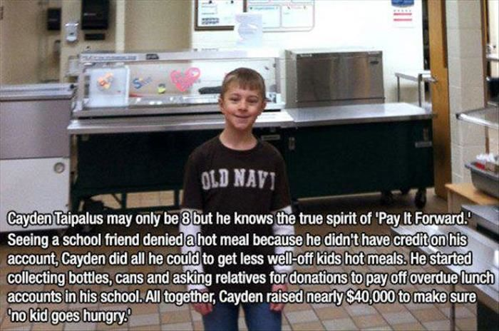Faith In Humanity Restored - 24 Images