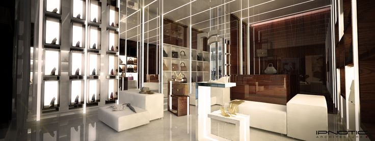 showroom Marino Fabiani_ Ipnotic Architecture