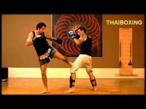 K1 Kickboxing / Thaiboxing - TRAINING TUTORIAL - YouTube