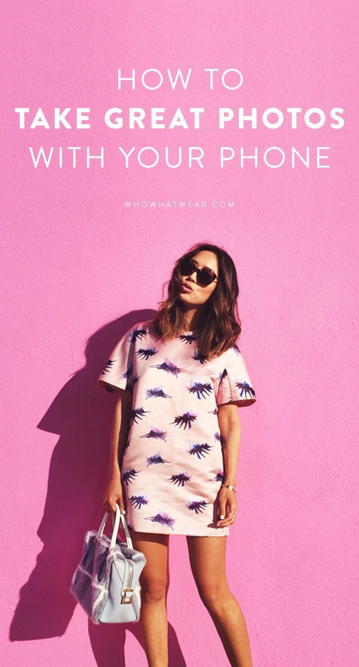 Want to take iPhone photos like a fashion blogger? Try these tips.