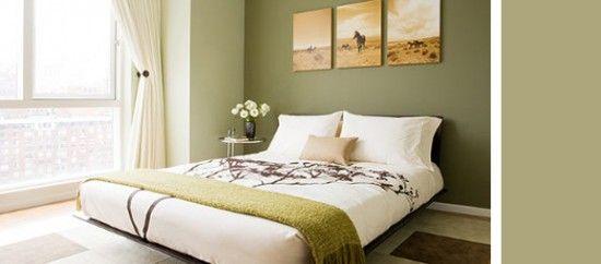 Colores para pintar dormitorio matrimonio dise o de for Diseno de paredes interiores
