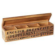 Gourmet Tea Box