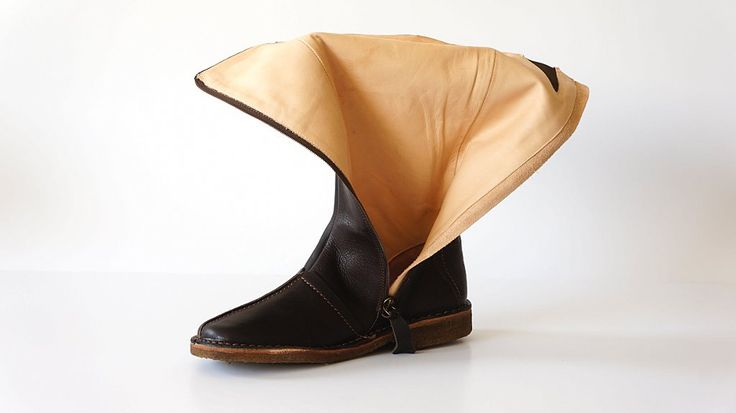 Gina boots natural leather inside #ecological and #ethical #shoes
