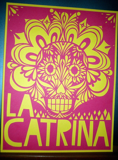 LA/CATRINA by Mr. Yud, via Flickr
