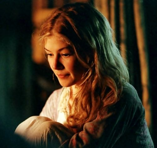 Can you die of happiness? Rosamund Pike, Jane Bennet - Pride & Prejudice (2005) #janeausten #joewright