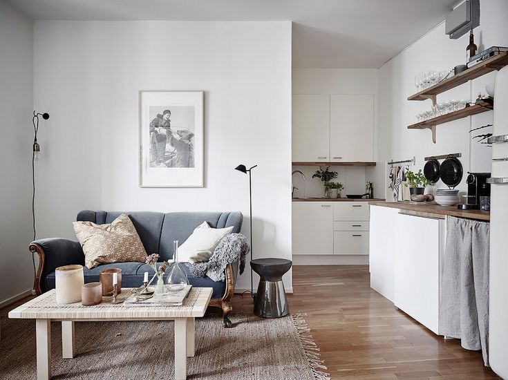 Die besten 25+ Small open plan kitchens Ideen auf Pinterest