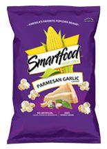 BUY AGAIN. Smartfood® Popcorn - Parmesan Garlic