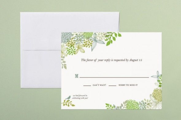 Unique Wording For Your RSVP Card from rusticweddingchic.com