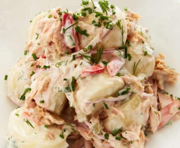 Recette cookeo salade pommes de terre thon pour cet été