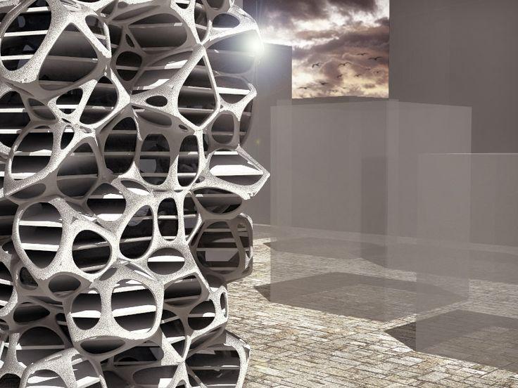 Voronoi Buliding