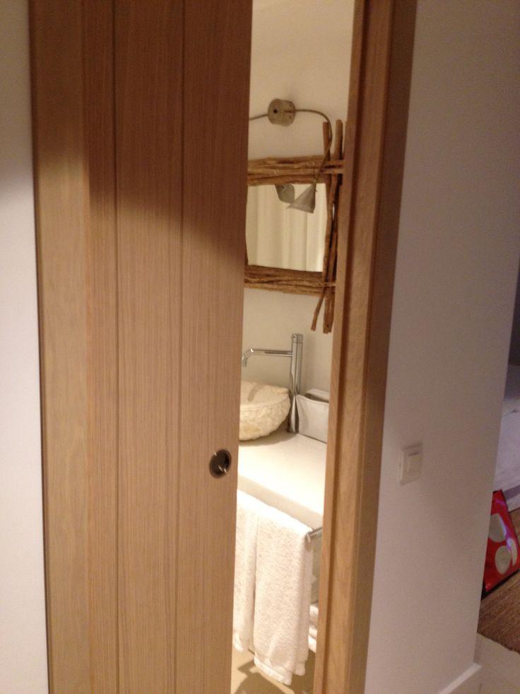 sliding doors for ensuite bathrooms upstairs